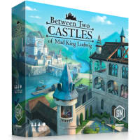 Between Two Castles Of Mad King Ludwig Thumb Nail