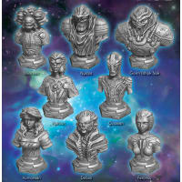 Among The Stars: Miniatures Pack Thumb Nail