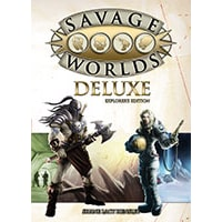 Savage Worlds: Deluxe Explorers Edition Thumb Nail