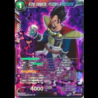 King Vegeta, Hidden Ambition Thumb Nail