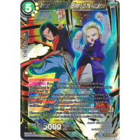 Android 17 & Android 18, Bringers of the Apocalypse Thumb Nail