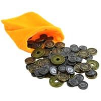 Yokohama: Metal Coins Thumb Nail