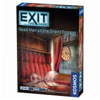 Exit: Dead Man on the Orient Express Thumb Nail