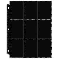 18 Pocket Side-Load Black Page - 2 Sheets Thumb Nail