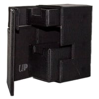 Deck Box - Ultra Pro - M2.1 - Black/Black Thumb Nail
