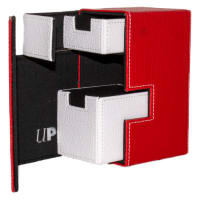 Deck Box - Ultra Pro - M2.1 - Red/White Thumb Nail