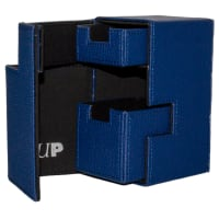 Deck Box - Ultra Pro - M2.1 - Blue/Blue Thumb Nail