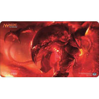 UltraPro Play Mat - Magic -  Iconic Masters - Urabrask the Hidden  Thumb Nail