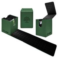 Deck Box - UltraPro - Magic - Alcove Flip Box - Forest Thumb Nail