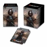 PRO 100+ Deck Box - Magic - Commander 2018: Aminatou, the Fateshifter Thumb Nail