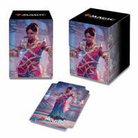 PRO 100+ Deck Box - Magic - Commander 2018: Saheeli, the Gifted Thumb Nail