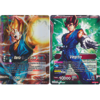 Fusion Warrior Super Saiyan Vegito / Vegito Thumb Nail