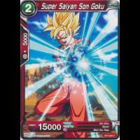 Super Saiyan Son Goku Thumb Nail