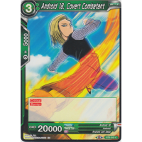 Android 18, Covert Combatant Thumb Nail