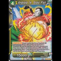 Android 14, Stoic Fist Thumb Nail