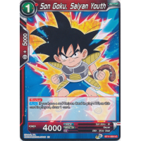 Son Goku, Saiyan Youth Thumb Nail