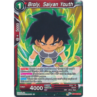 Broly, Saiyan Youth Thumb Nail