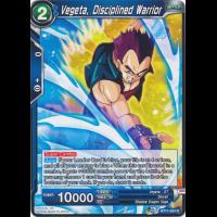 Vegeta, Disciplined Warrior Thumb Nail