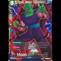 Piccolo, Demonic Transformation Thumb Nail