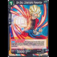 Son Goku, Catastrophic Premonition Thumb Nail