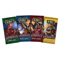 Epic Card Game: Tyrants 4 Pack Bundle Thumb Nail