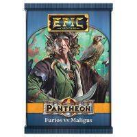 Epic Card Game: Pantheon - Furios vs Maligus Thumb Nail