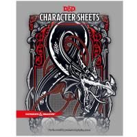 Dungeons & Dragons: Character Sheets (Fifth Edition) Thumb Nail