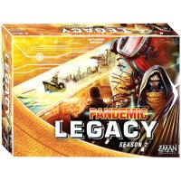 Pandemic Legacy Season 2 (Yellow) Thumb Nail
