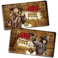 Bang!: The Duel - Player Mats Thumb Nail
