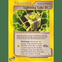 Lightning Cube 01 - 127/147 Thumb Nail