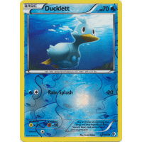 Ducklett - 42/149 (Reverse Foil) Thumb Nail