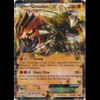 Groudon-EX - 54/108 Thumb Nail
