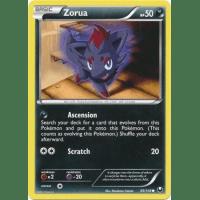 Zorua - 69/108 Thumb Nail