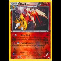 Blaziken - 17/108 (Reverse Foil) Thumb Nail