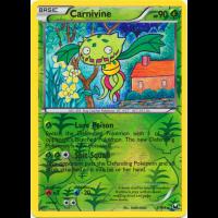Carnivine - 5/108 (Reverse Foil) Thumb Nail