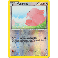 Chansey - 81/108 (Reverse Foil) Thumb Nail
