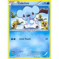Cubchoo - 29/98 Thumb Nail