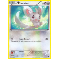 Minccino - 84/98 Thumb Nail