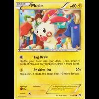 Plusle - 47/113 Thumb Nail