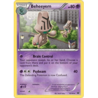 Beheeyem - 62/99 Thumb Nail