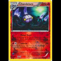 Chandelure - 20/99 (Reverse Foil) Thumb Nail