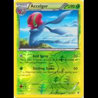 Accelgor - 12/101 (Reverse Foil) Thumb Nail