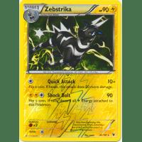 Zebstrika - 36/101 (Reverse Foil) Thumb Nail