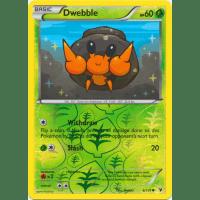 Dwebble - 6/101 (Reverse Foil) Thumb Nail