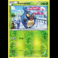 Karrablast - 6/101 (Reverse Foil) Thumb Nail