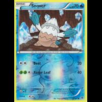 Snover - 25/101 (Reverse Foil) Thumb Nail