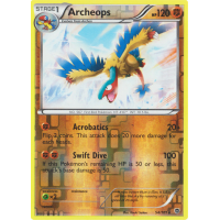Archeops - 54/101 (Reverse Foil) Thumb Nail