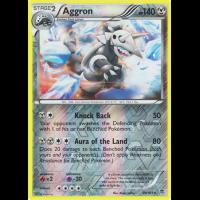 Aggron - 59/101 (Reverse Foil) Thumb Nail