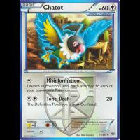 Chatot - 77/101 Thumb Nail