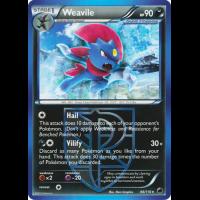 Weavile - 66/116 Thumb Nail